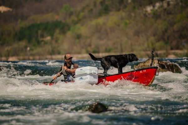Wingman outfitter canoe outrigger and stabilizer for Fly fishing canoe